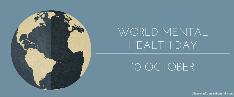 World Mental Health Day 2017 - The 'Grey' Area